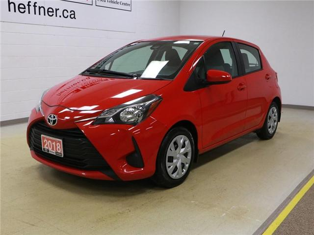 2018 Toyota Yaris LE (Stk: 186538) in Kitchener - Image 1 of 29