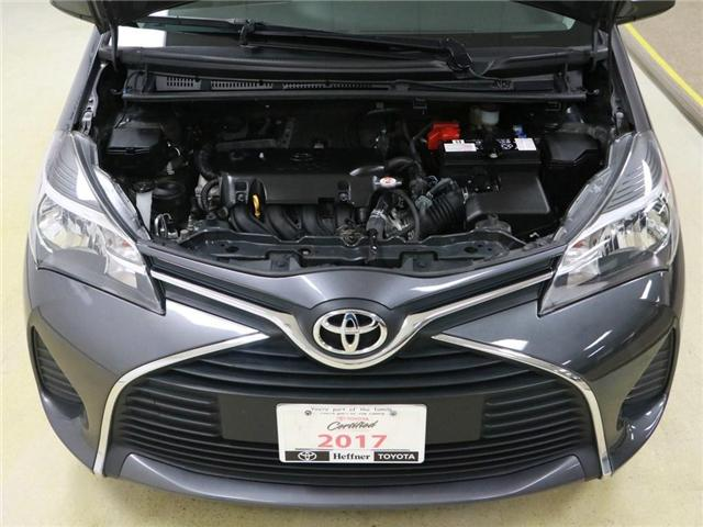 2017 Toyota Yaris LE (Stk: 195008) in Kitchener - Image 23 of 26