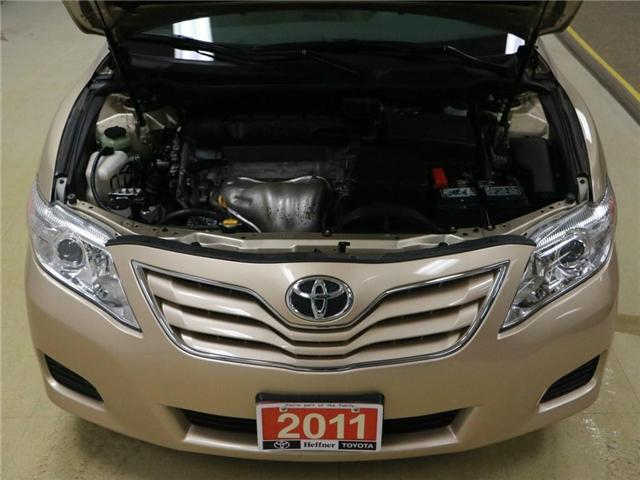 2011 Toyota Camry LE (Stk: 186563) in Kitchener - Image 24 of 27