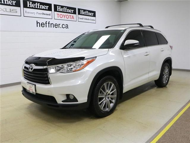 2016 Toyota Highlander XLE (Stk: 195007) in Kitchener - Image 1 of 29