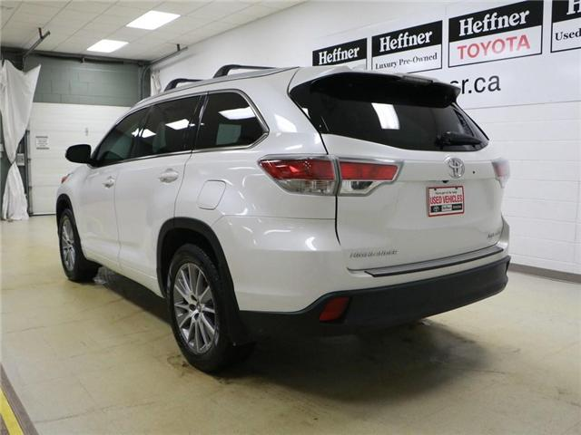 2016 Toyota Highlander XLE (Stk: 195007) in Kitchener - Image 2 of 29