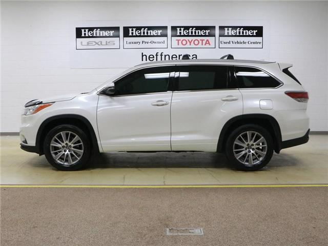 2016 Toyota Highlander XLE (Stk: 195007) in Kitchener - Image 19 of 29