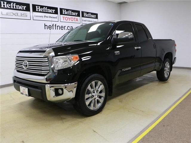 2017 Toyota Tundra Limited 5.7L V8 (Stk: 195017) in Kitchener - Image 1 of 30