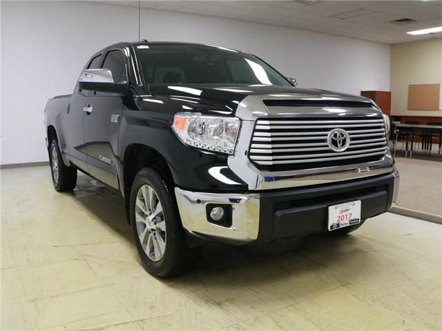 2017 Toyota Tundra Limited 5.7L V8 (Stk: 195017) in Kitchener - Image 4 of 30