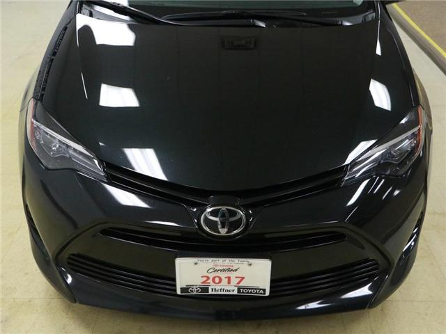 2017 Toyota Corolla LE (Stk: 186537) in Kitchener - Image 24 of 28