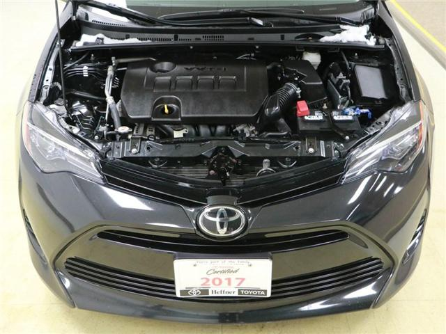 2017 Toyota Corolla LE (Stk: 186537) in Kitchener - Image 25 of 28
