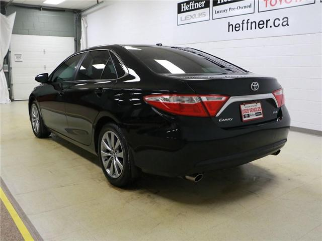 2015 Toyota Camry XLE V6 (Stk: 195014) in Kitchener - Image 2 of 30