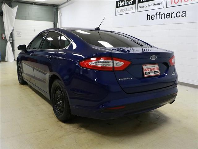 2014 Ford Fusion SE (Stk: 186540) in Kitchener - Image 2 of 28