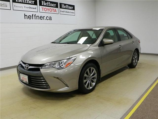 2015 Toyota Camry XLE (Stk: 195031) in Kitchener - Image 1 of 30