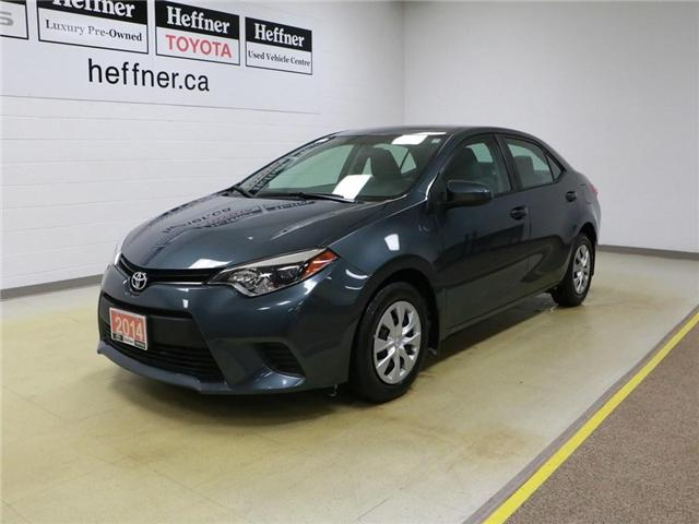 2014 Toyota Corolla LE ECO (Stk: 195047) in Kitchener - Image 1 of 28