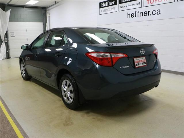 2014 Toyota Corolla LE ECO (Stk: 195047) in Kitchener - Image 2 of 28