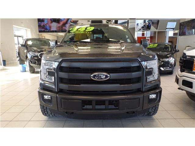 2015 Ford F-150 Lariat (Stk: 18-2671) in Kanata - Image 2 of 9