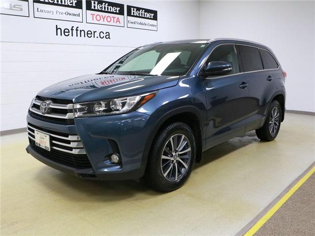 2017 Toyota Highlander XLE (Stk: 195070) in Kitchener - Image 1 of 30