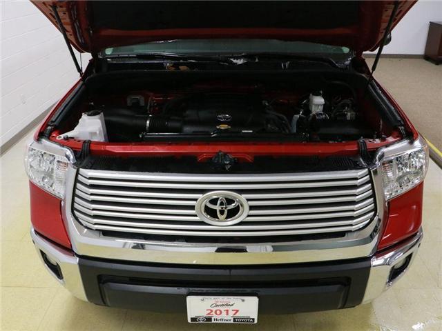 2017 Toyota Tundra Limited 5.7L V8 (Stk: 195091) in Kitchener - Image 25 of 28