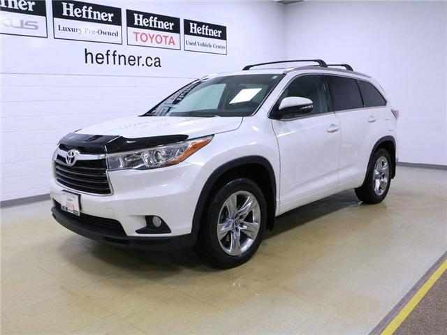 2016 Toyota Highlander Limited (Stk: 195094) in Kitchener - Image 1 of 30