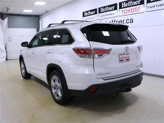 2016 Toyota Highlander Limited (Stk: 195094) in Kitchener - Image 2 of 30