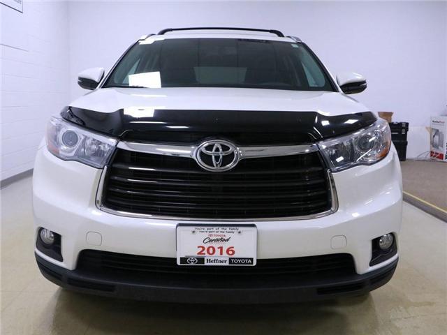 2016 Toyota Highlander Limited (Stk: 195094) in Kitchener - Image 21 of 30