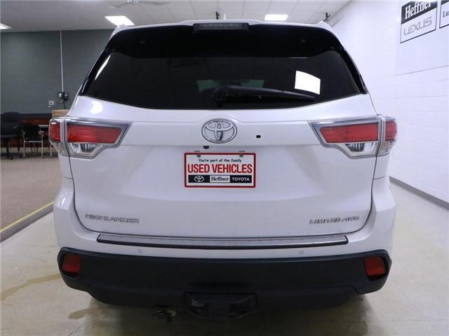 2016 Toyota Highlander Limited (Stk: 195094) in Kitchener - Image 22 of 30