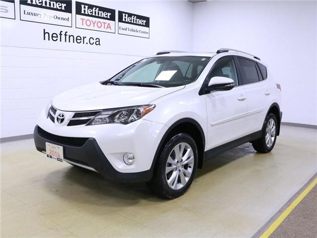 2014 Toyota RAV4 Limited (Stk: 195096) in Kitchener - Image 1 of 29
