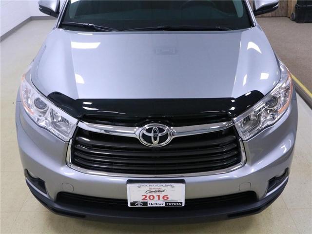 2016 Toyota Highlander LE (Stk: 195085) in Kitchener - Image 27 of 30