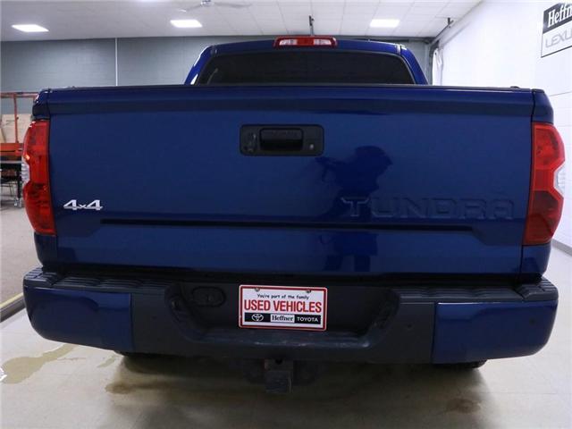 2014 Toyota Tundra Platinum 5.7L V8 (Stk: 195066) in Kitchener - Image 21 of 30