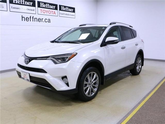 2017 Toyota RAV4 Limited (Stk: 195078) in Kitchener - Image 1 of 30