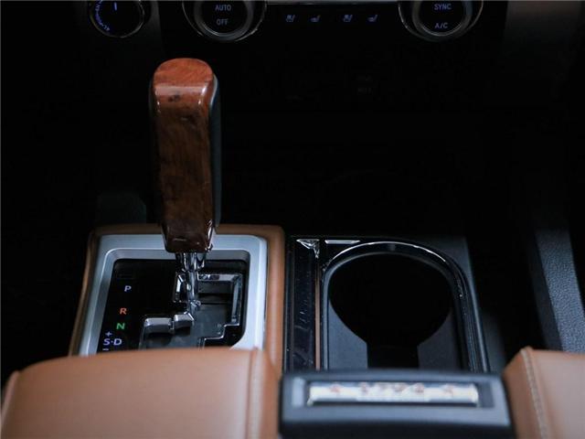2017 Toyota Tundra Platinum 5.7L V8 (Stk: 195075) in Kitchener - Image 9 of 29