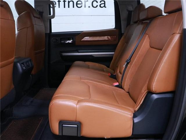 2017 Toyota Tundra Platinum 5.7L V8 (Stk: 195075) in Kitchener - Image 17 of 29