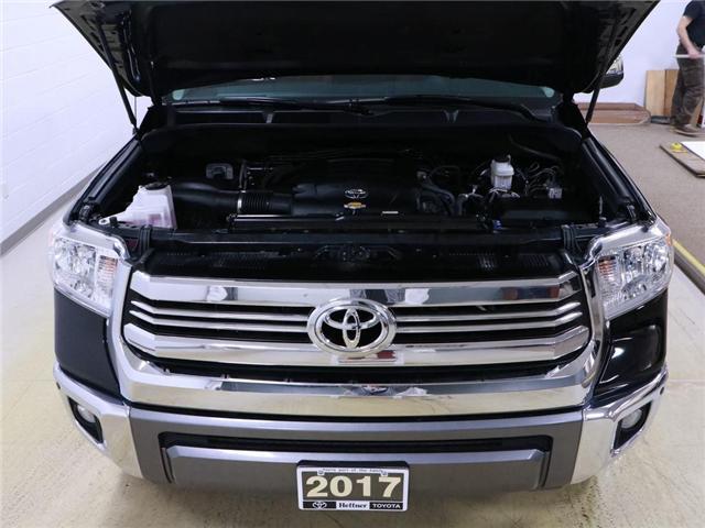 2017 Toyota Tundra Platinum 5.7L V8 (Stk: 195075) in Kitchener - Image 26 of 29