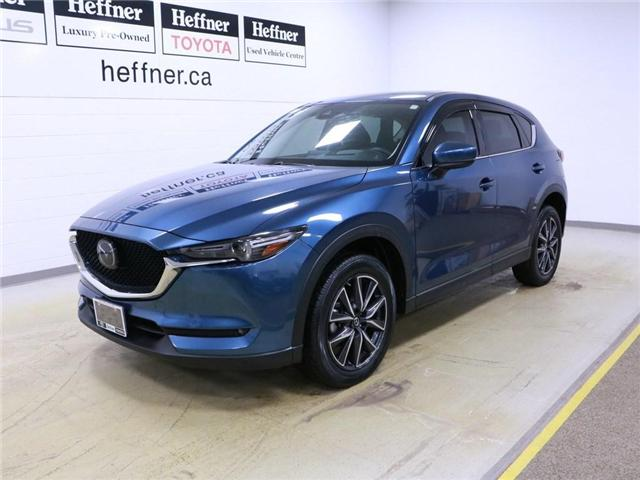 2018 Mazda CX-5 GT (Stk: 195118) in Kitchener - Image 1 of 30