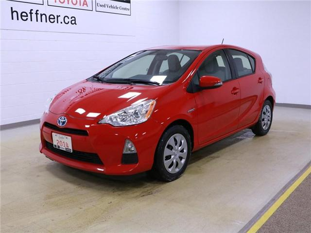 2014 Toyota Prius C Base (Stk: 195111) in Kitchener - Image 1 of 27
