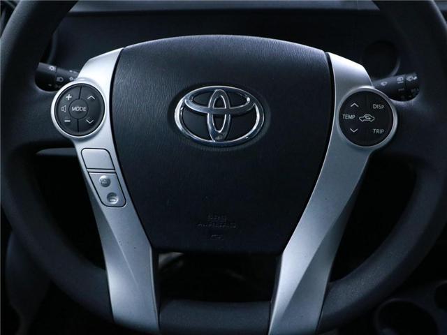 2014 Toyota Prius C Base (Stk: 195111) in Kitchener - Image 10 of 27