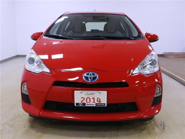 2014 Toyota Prius C Base (Stk: 195111) in Kitchener - Image 17 of 27