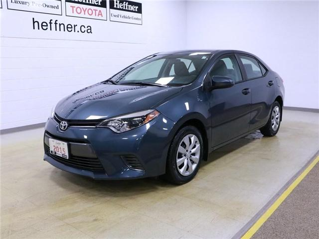 2015 Toyota Corolla LE (Stk: 195127) in Kitchener - Image 1 of 28