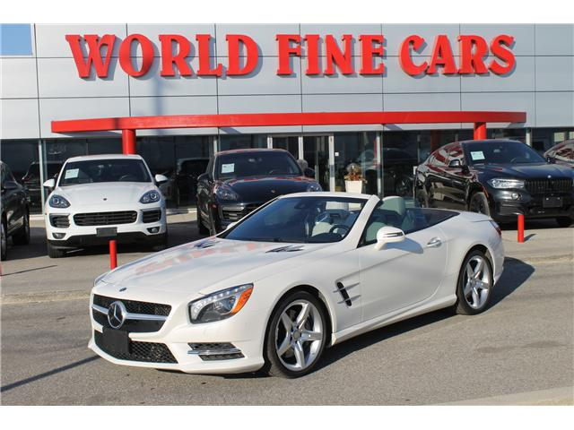 2014 Mercedes-Benz SL-Class Base (Stk: 16698) in Toronto - Image 1 of 30