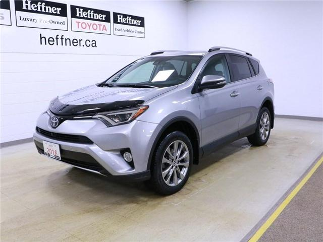 2016 Toyota RAV4 Limited (Stk: 195130) in Kitchener - Image 1 of 30