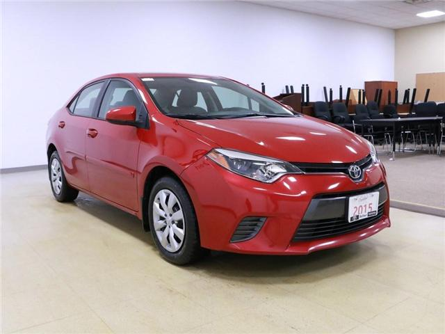2015 Toyota Corolla LE (Stk: 195152) in Kitchener - Image 4 of 29