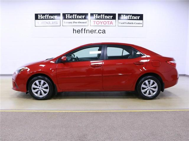 2015 Toyota Corolla LE (Stk: 195152) in Kitchener - Image 18 of 29