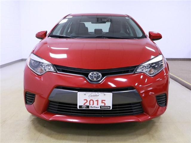 2015 Toyota Corolla LE (Stk: 195152) in Kitchener - Image 19 of 29