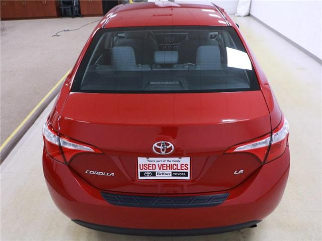 2015 Toyota Corolla LE (Stk: 195152) in Kitchener - Image 21 of 29