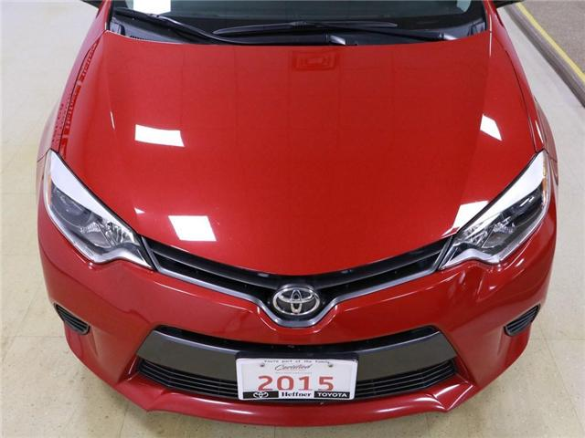 2015 Toyota Corolla LE (Stk: 195152) in Kitchener - Image 25 of 29