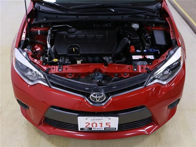 2015 Toyota Corolla LE (Stk: 195152) in Kitchener - Image 26 of 29