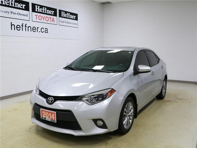 2014 Toyota Corolla LE (Stk: 186349) in Kitchener - Image 1 of 25