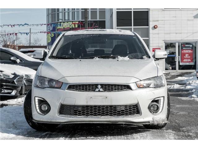 2017 Mitsubishi Lancer  (Stk: H269107T) in Mississauga - Image 2 of 19