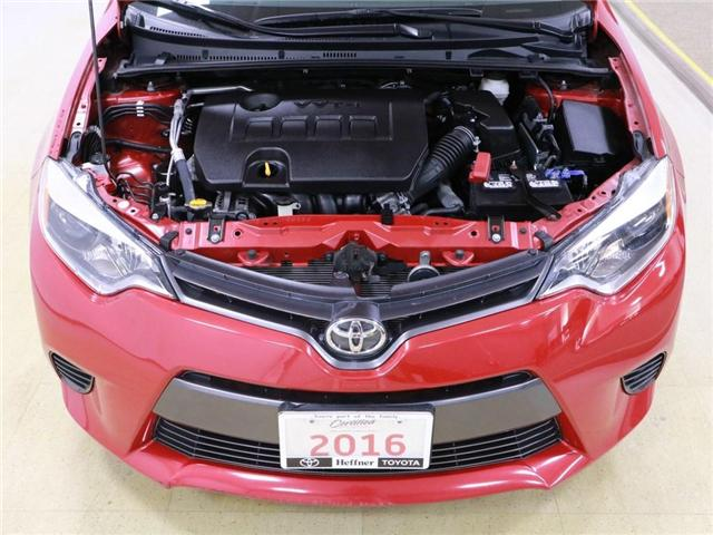 2016 Toyota Corolla LE (Stk: 195150) in Kitchener - Image 26 of 29