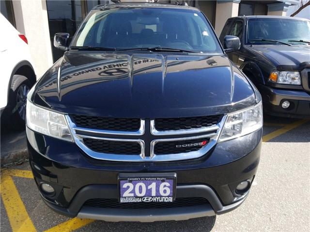 2016 Dodge Journey SXT/Limited (Stk: P39055A) in Mississauga - Image 2 of 9