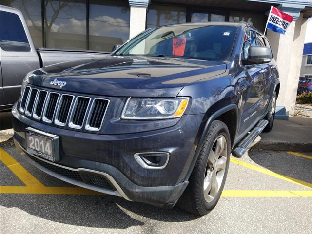2014 Jeep Grand Cherokee Limited (Stk: OP10006A) in Mississauga - Image 1 of 8