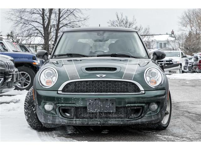 2013 MINI Hatch Cooper S (Stk: 7708PT) in Mississauga - Image 2 of 18