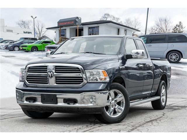 2016 RAM 1500 SLT (Stk: 575105T) in Mississauga - Image 1 of 17