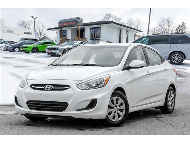 2017 Hyundai Accent  (Stk: H7801PR) in Mississauga - Image 1 of 17